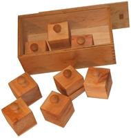 Kép Zenélő Kocka (hangzó dobozok)