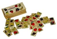 Kép Gyümölcs dominó