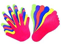 Kép Kéznyom-lábnyom műanyagból