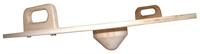 Kép Füles forgó egyensúlyozó korong 60 cm